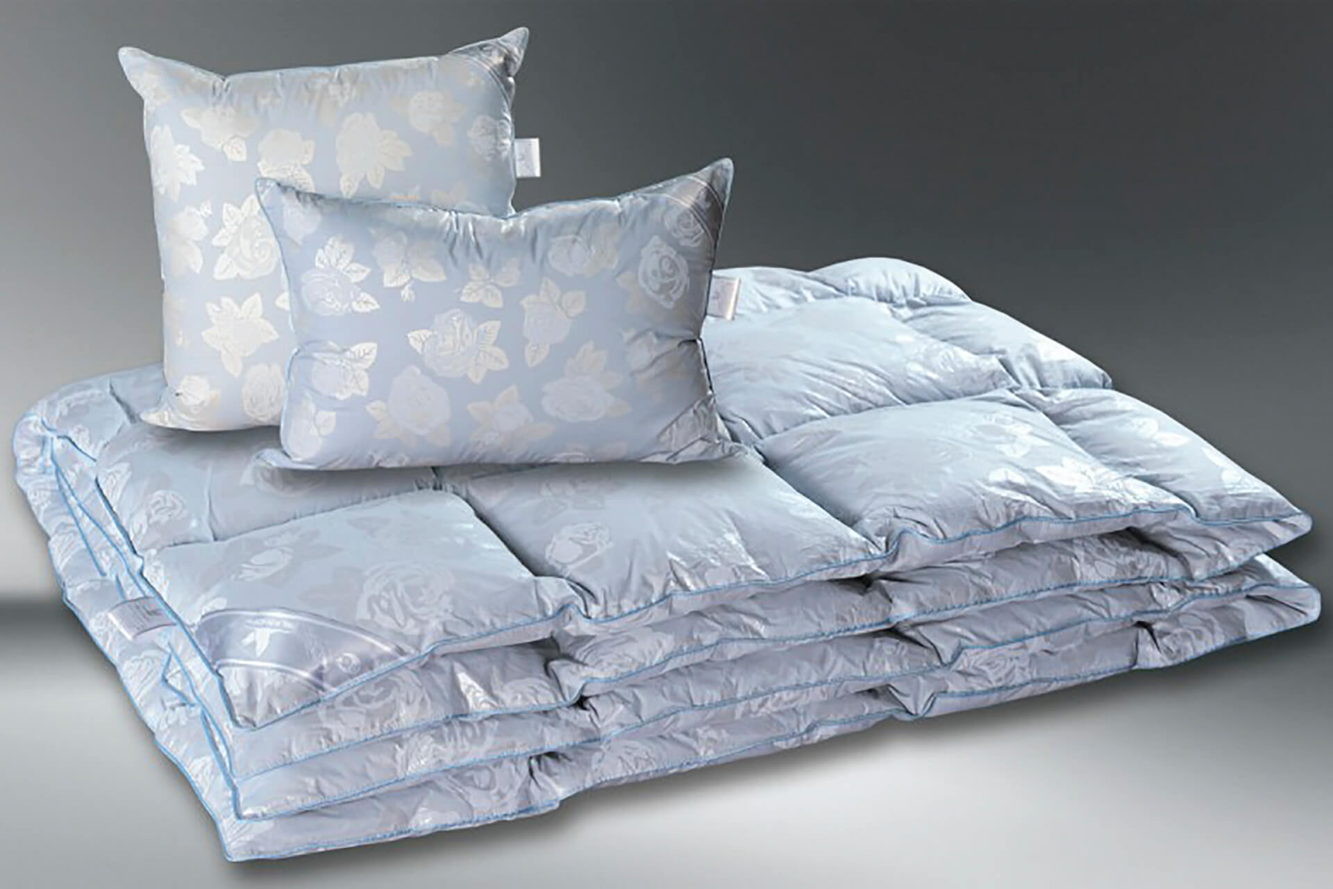 silver metallic bedding fabric
